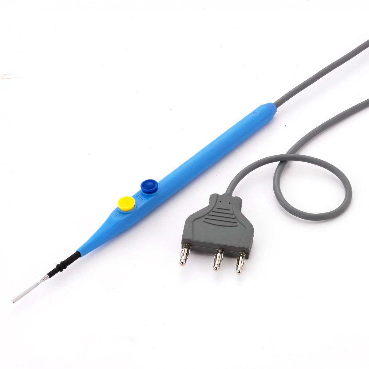 Reusable Fingerswitch + 3 Pin Plug